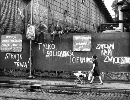 Obreros de Solidaridad.