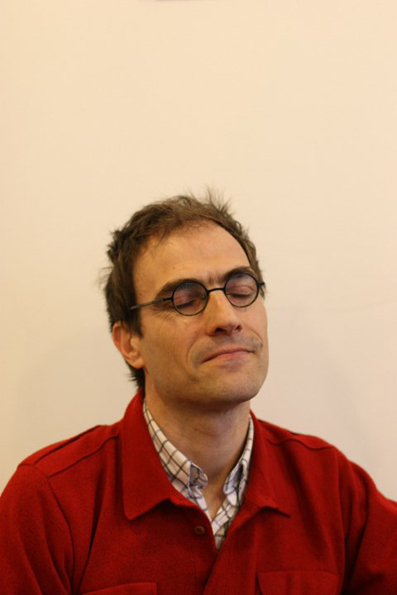 Joaquín Manzi. Foto © Emmanuel Bourdaud