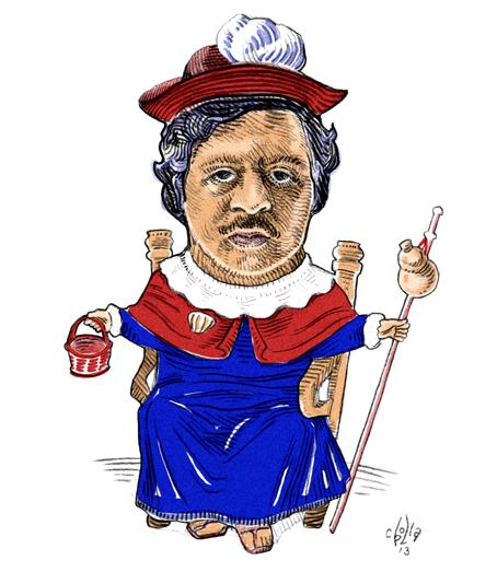 El Santo Niño Escobar... © Cebolla.