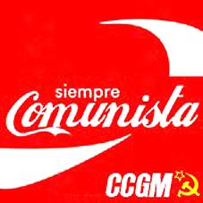 Siempre comunista.