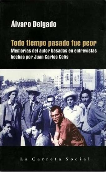 Las memorias de Álvaro Delgado.