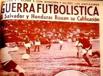 El partido de futbol que desencadenó una guerra en junio de 1969.