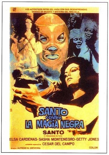 el santo contra la magia negra