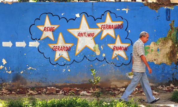 Cinco estrellas más a la revolución. Foto Martinoticias.com