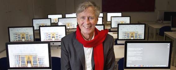 Derrick de Kerckhove. Foto lavanguardia.com