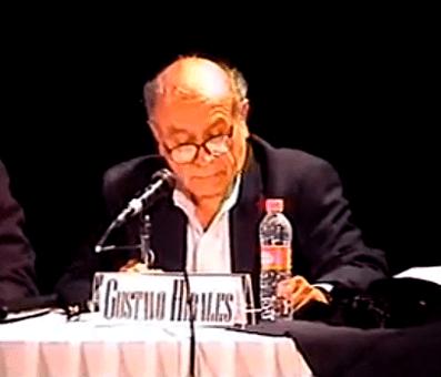 Gustavo Hirales.