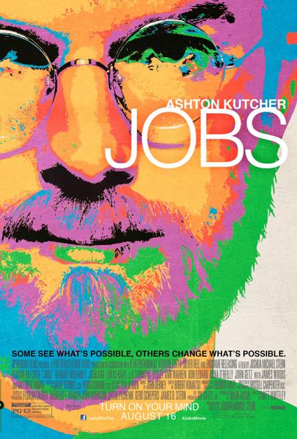 Jobs, el cartel.