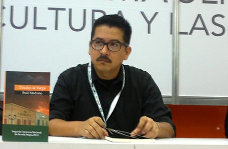 Paul Medrano.
