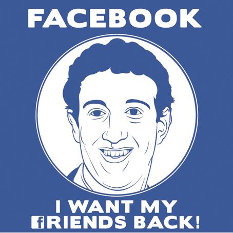 Yo quiero tener un millón de amigos...