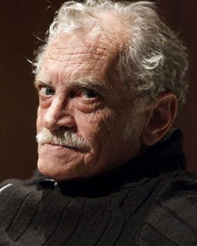 Rodolfo Fogwill. Foto © Ángel Martínez.