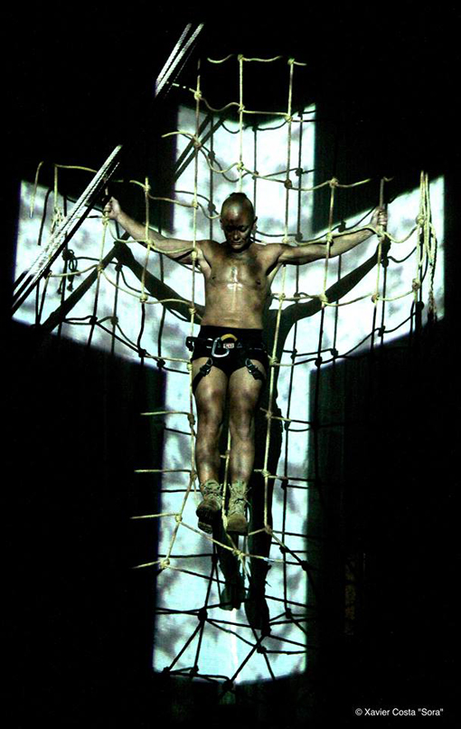 La cruz. Fotos cortesía de lafura.com