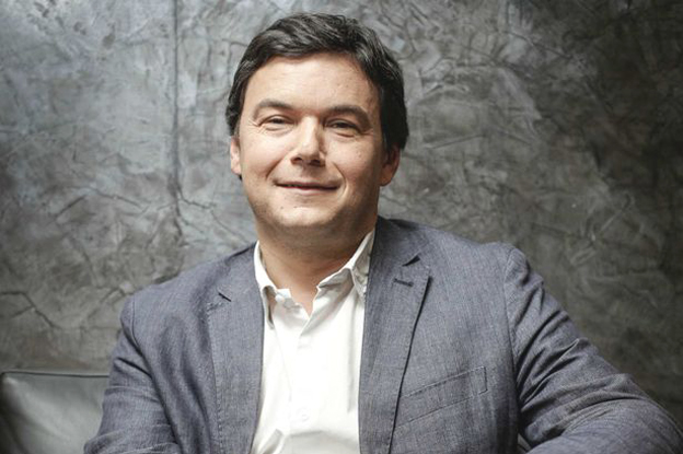 Thomas Piketty. Foto © Rex Features / www.walesonline.co.uk