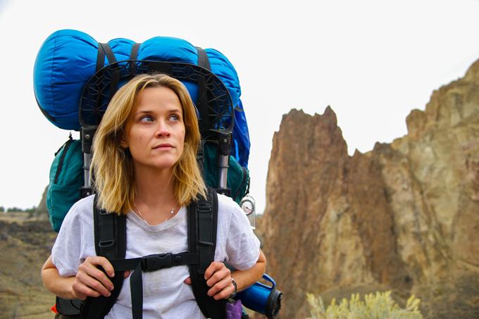 Reese Witherspoon en Alma salvaje.