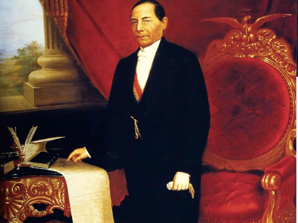 Juárez presidente.