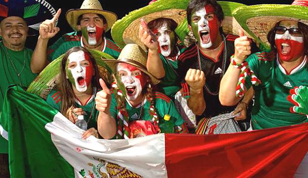 Vive le Mexique.