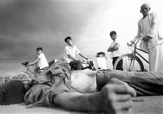 Vietnam, 1968. AP Photo/Eddie Adams.