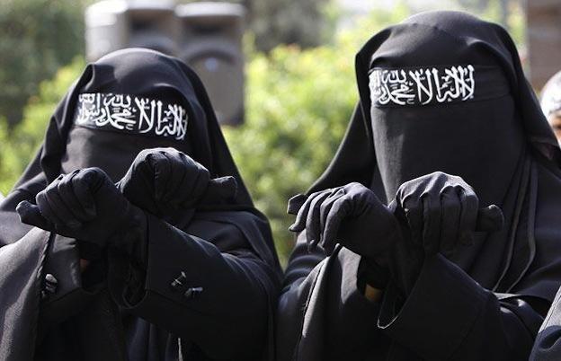 Mujeres musulmanas.