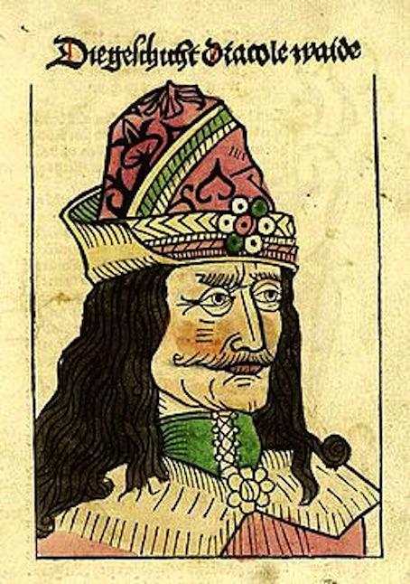 Vlad Tepes, el empalador.
