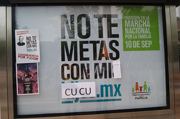 No te metas con mi cucu. Foto © Juan Carlos Núñez.