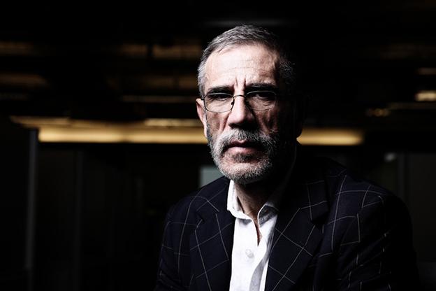 Luis González de Alba.