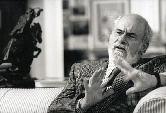 El sabio Arthur C. Danto.