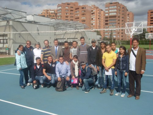 CCEE Reyes Católicos. UPN