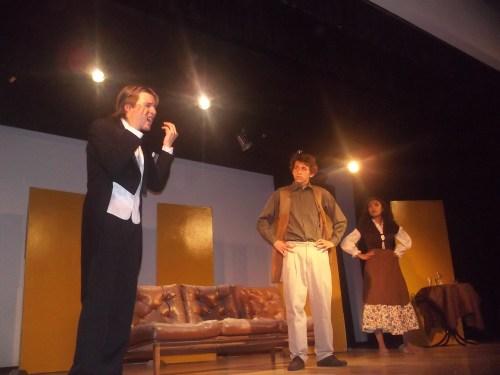 CCEE Reyes Católicos. Teatro