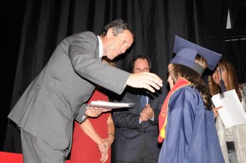 CCEE Reyes Católicos. Graduación de Educación Infantil.