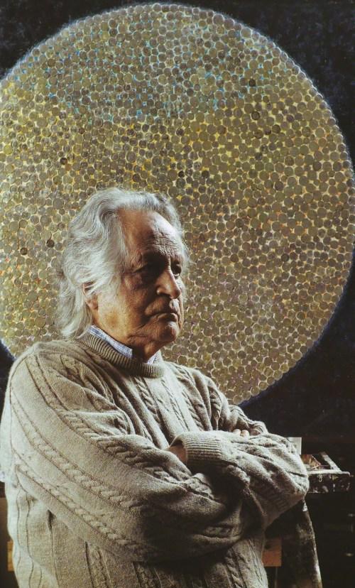 El Profesor y Artista Armando Villegas