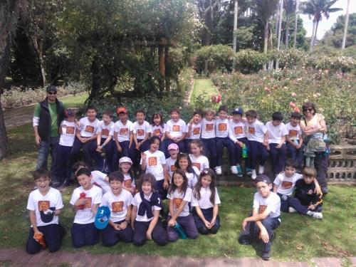 CCEE Reyes Católicos. Jardín Botánico.