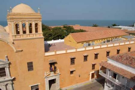 Centro de Formación de la AECID de Cartagena de Indias