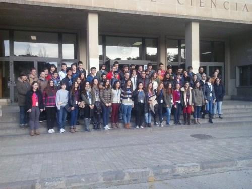Los 59 finalistas de España y centros en el exterior