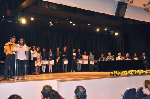 Los premiados y las premiadas
