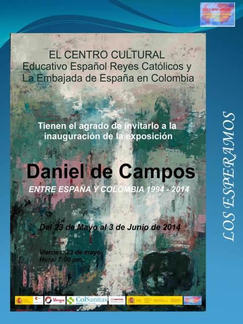 CCEE Reyes Católicos. Daniel de Campos de Campos
