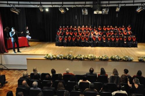 CCEE Reyes Católicos. Graduación Infantil