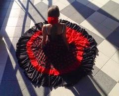 Geometría bailada, de Mariana Vargas. Premio especial del público.