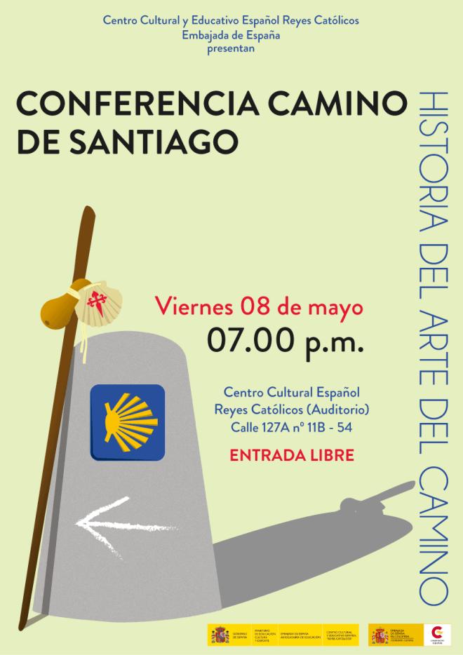 CCEE Reyes Catolicos. Arte y camino de Santiago