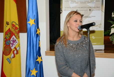 Marianna Piotrowska, directora ejecutiva de Intercolombia.