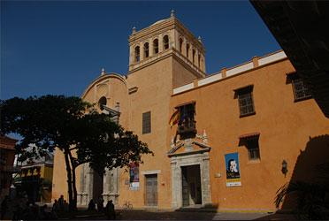 Centro de formación de la Cooperación española en Cartagena de Indias
