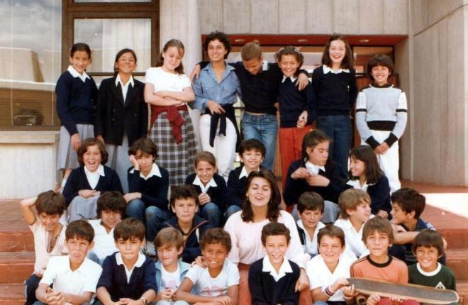 Grupo del curso de 1980