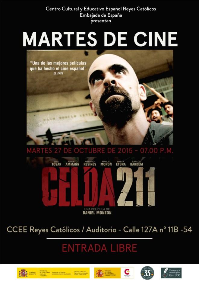 CCEE Reyes Catolicas. Celda 211