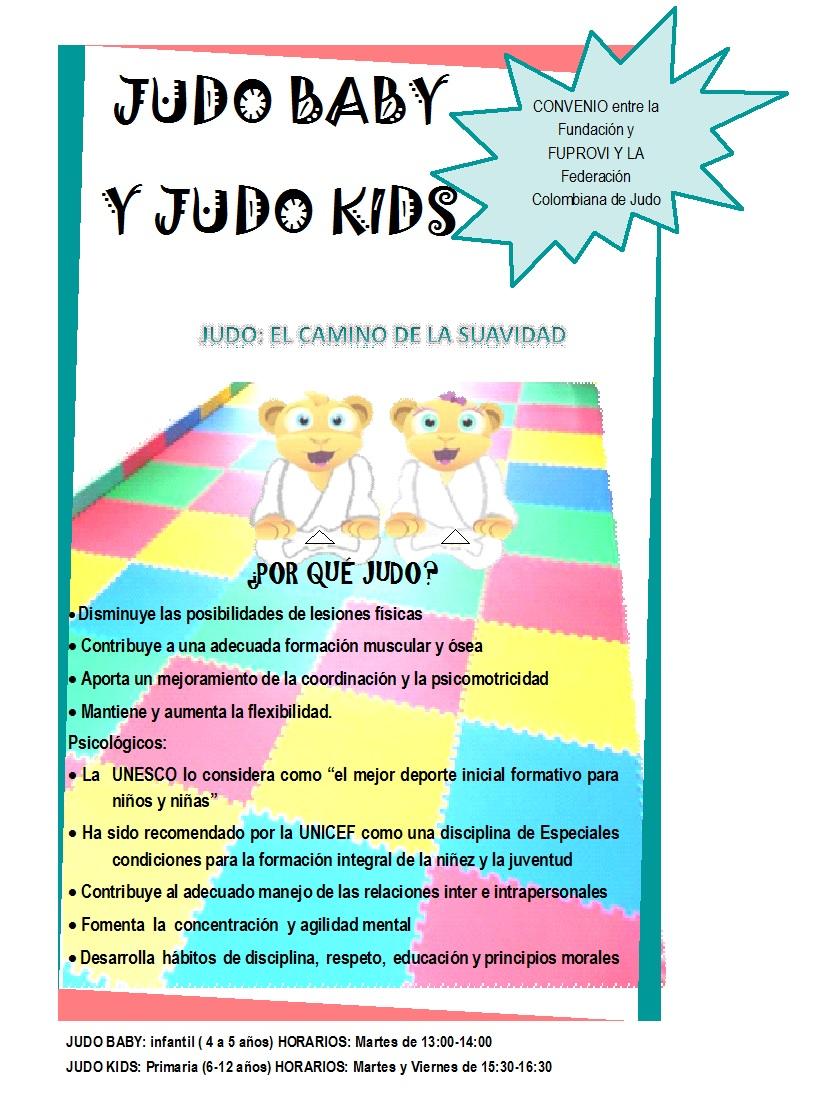 Afiche Judo definitivo