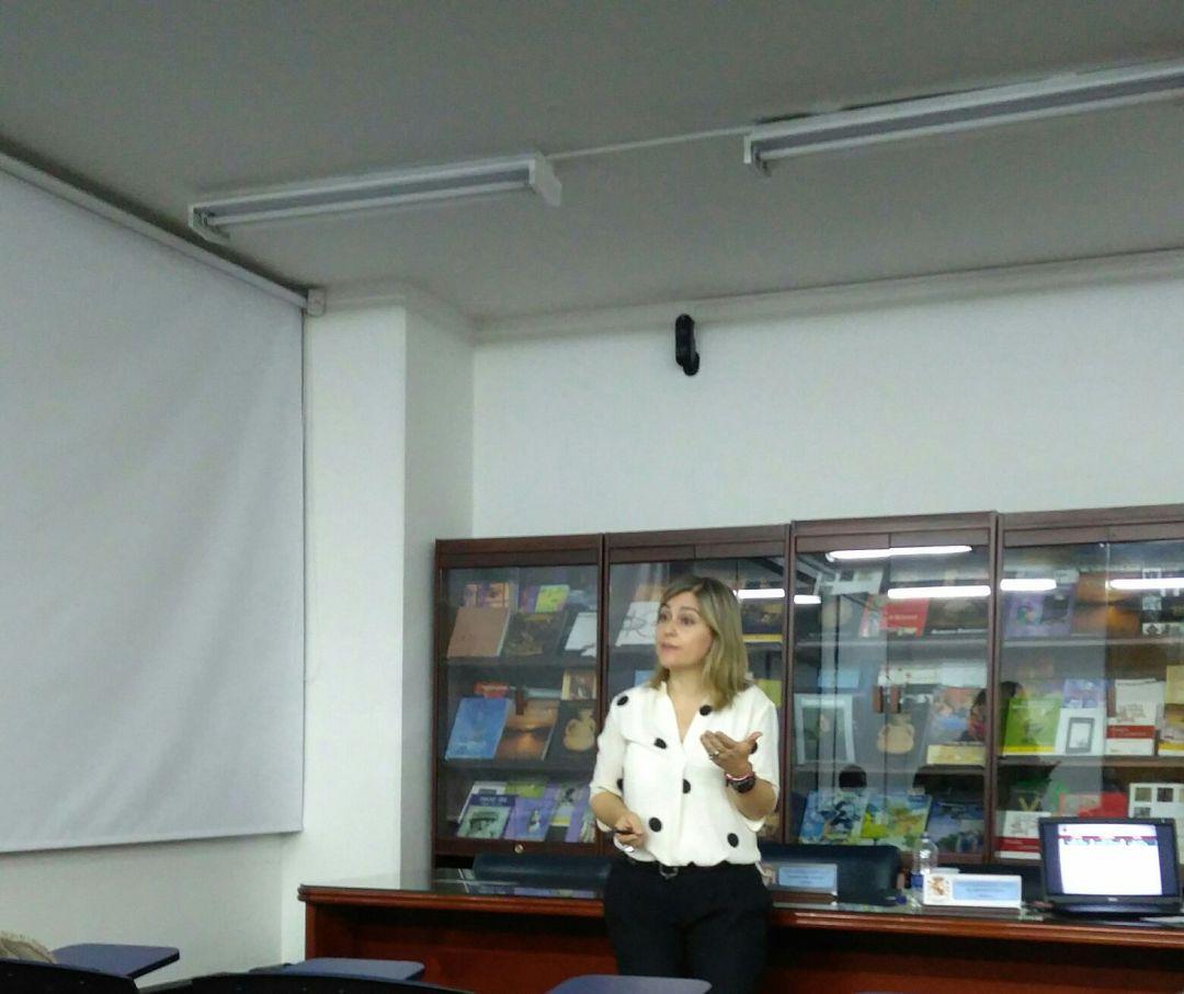 La ponente Giovanna Spera. 5