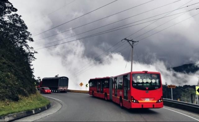 Bus Electrico BYD Línea