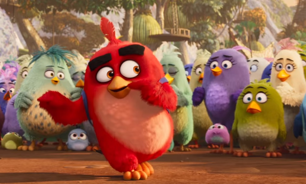 Angry Birds 2 – Road One Colombia