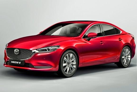 Mazda 6_exterior