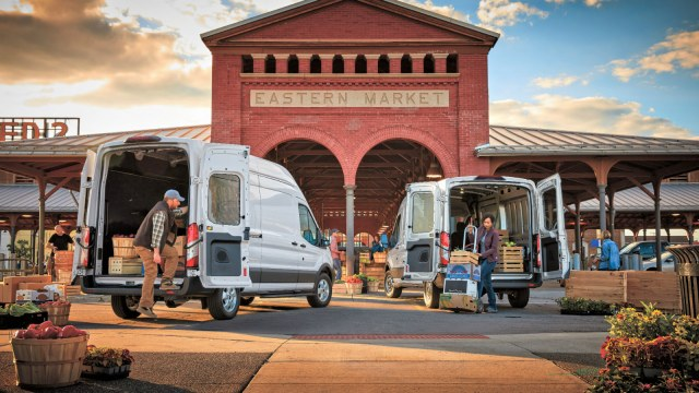 Ford BIO_Transit-cargo-van-eastern-market