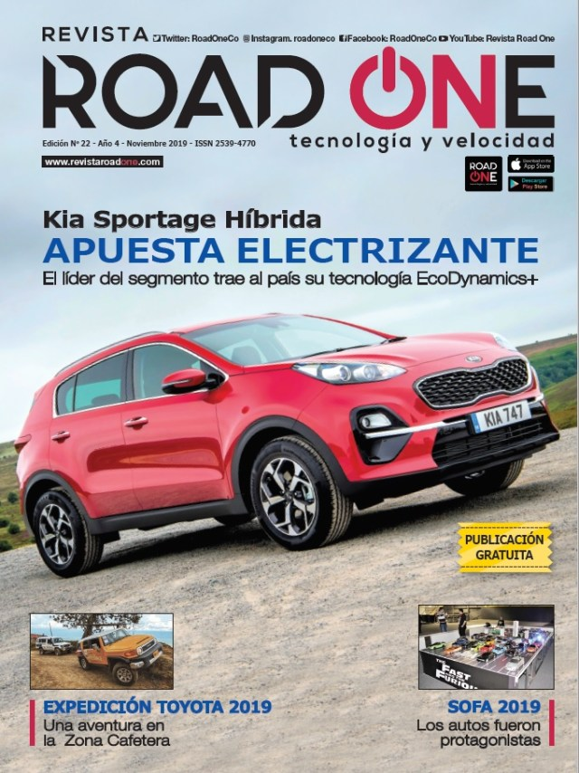 Portada Road One 22_low