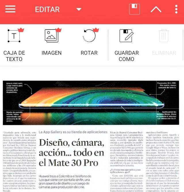 Huawei_PDF Editor
