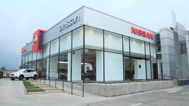 Vitrina Nissan